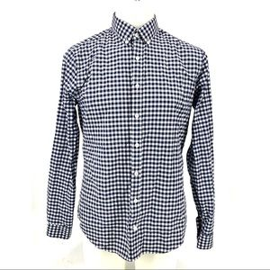 Express Men Fitted Button Down Shirt